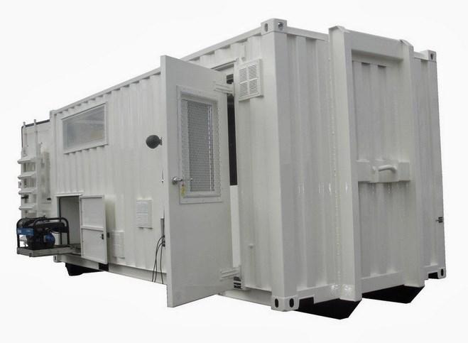 Oficinas container for Container oficina